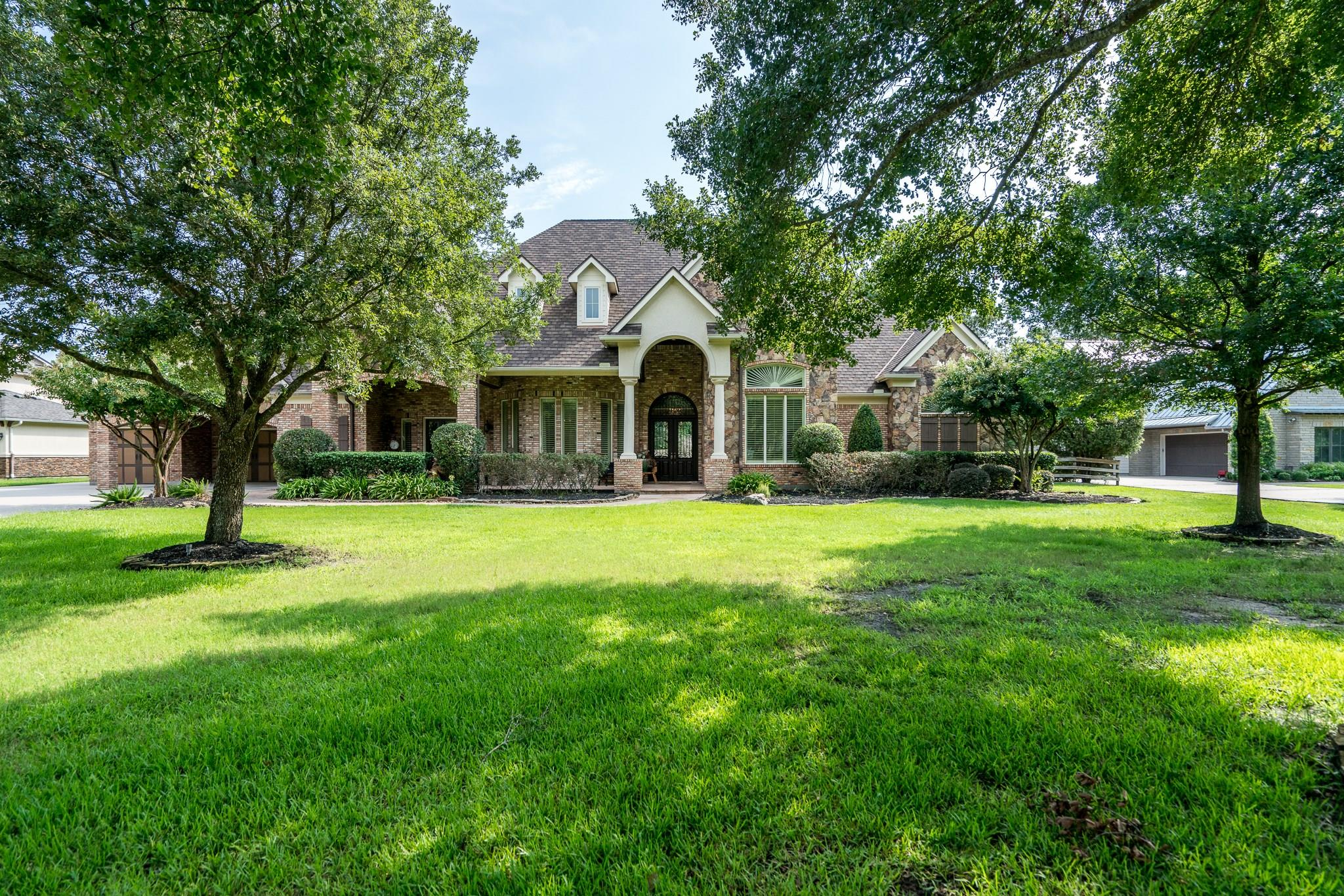 12626 Hunters Canyon Lane Property Photo - Cypress, TX real estate listing