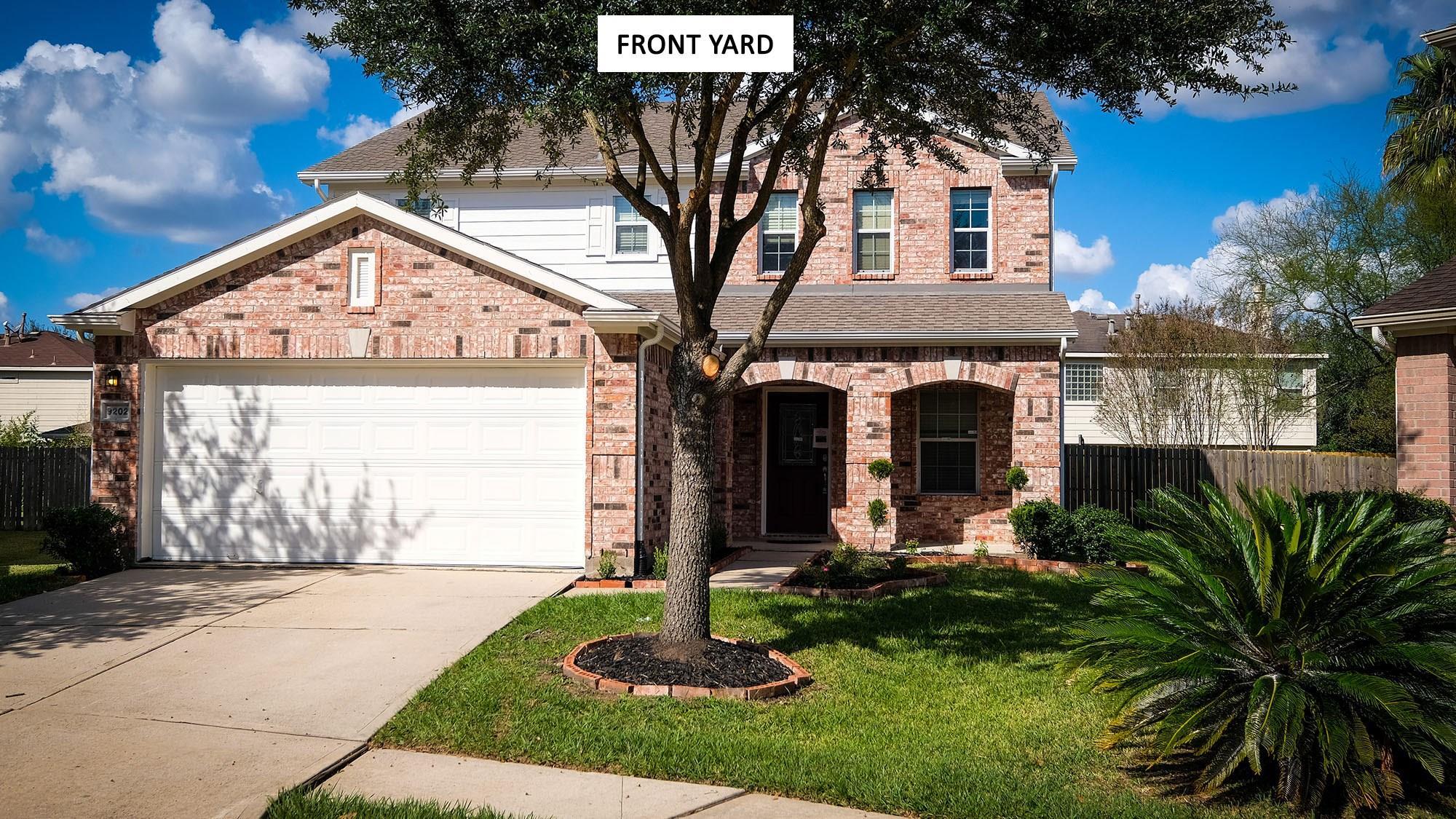 9202 Cribbage Court Property Photo - Houston, TX real estate listing