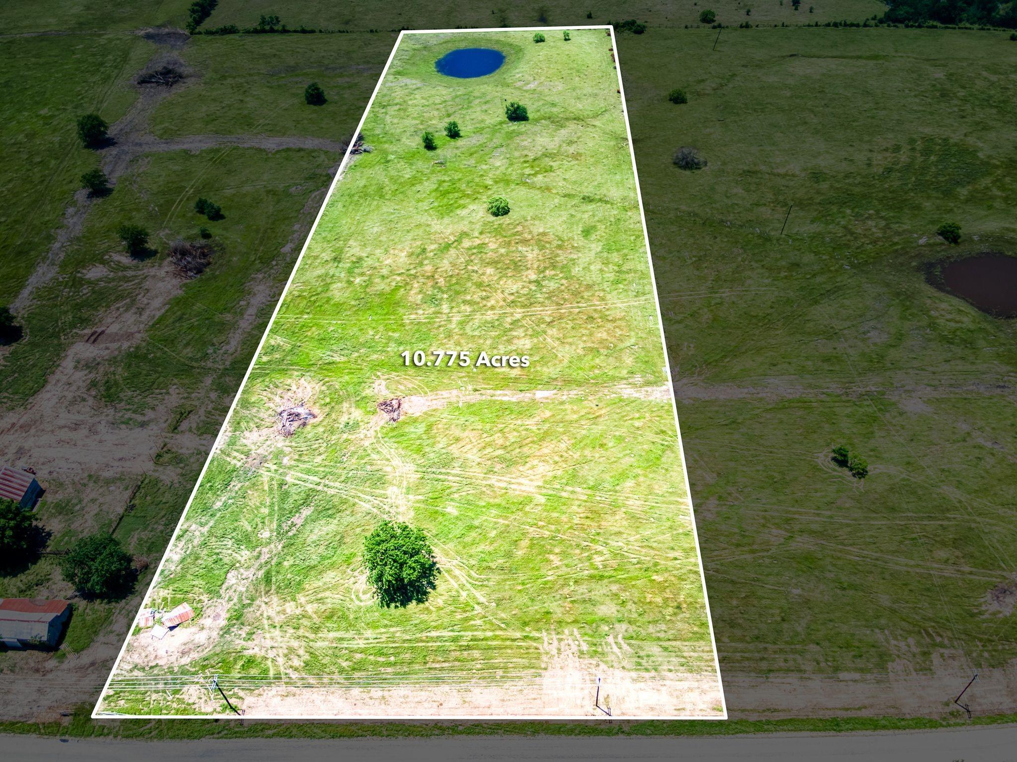 Tract 5 Lomax Harmel Road Property Photo