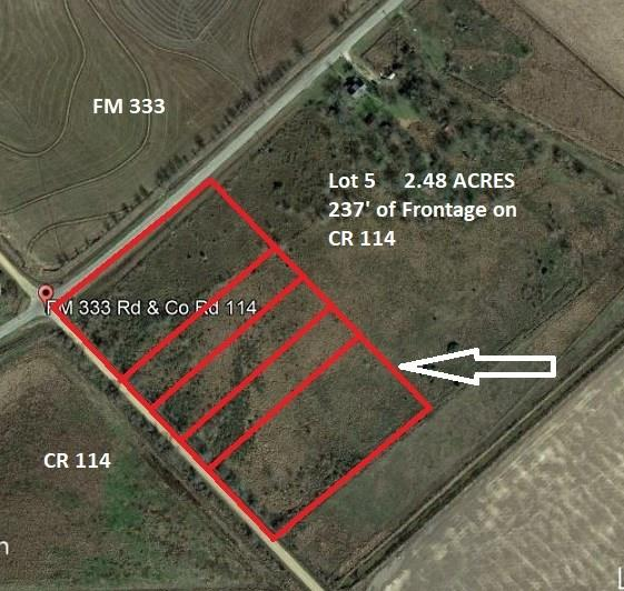00000 CR 114, Garwood, TX 77442 - Garwood, TX real estate listing