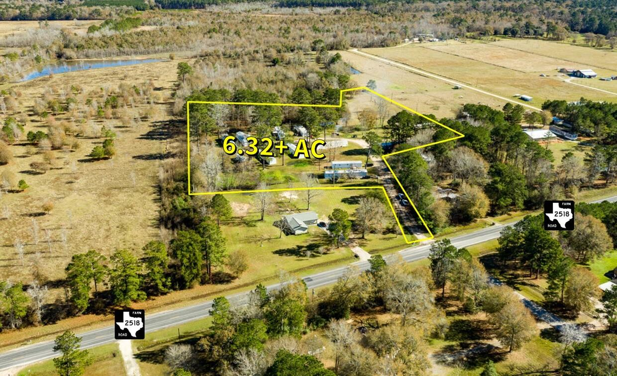 1668 Fm 2518 Tarkington MHP Property Photo - Cleveland, TX real estate listing