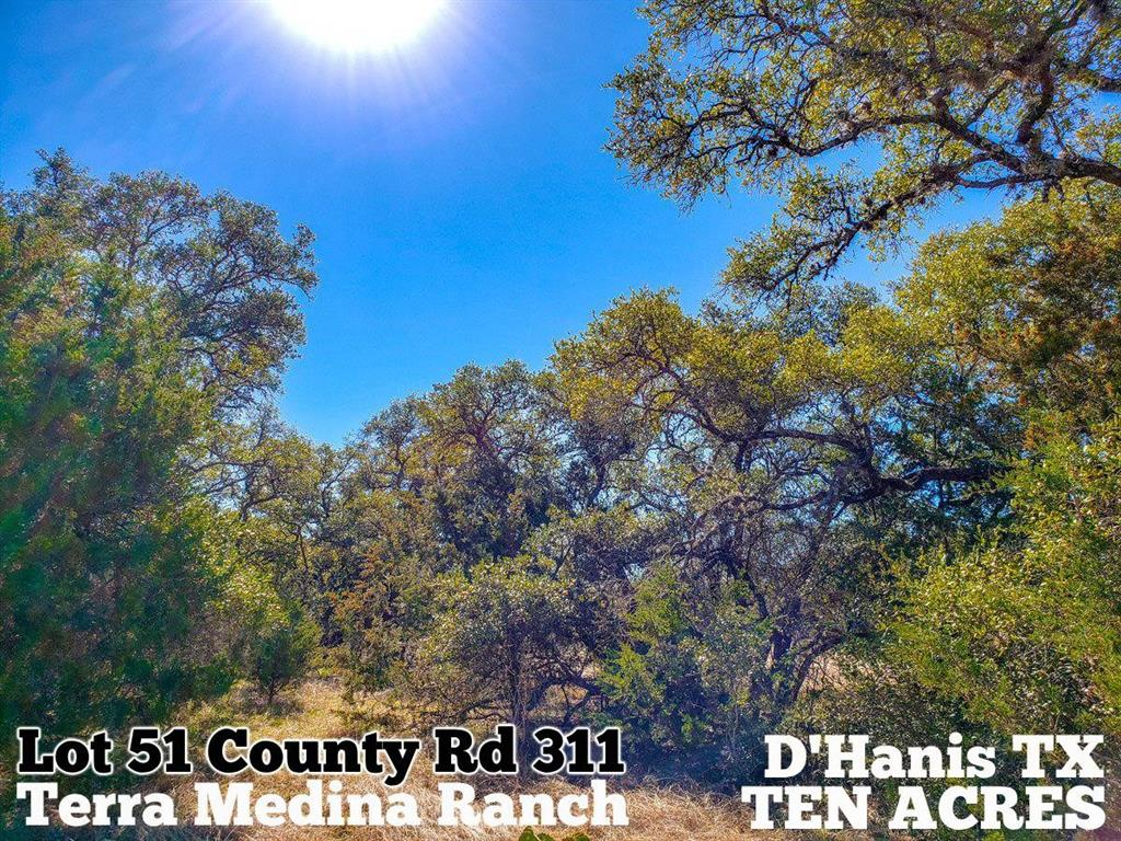 Lot 51 County Road 311 Property Photo - D'Hanis, TX real estate listing