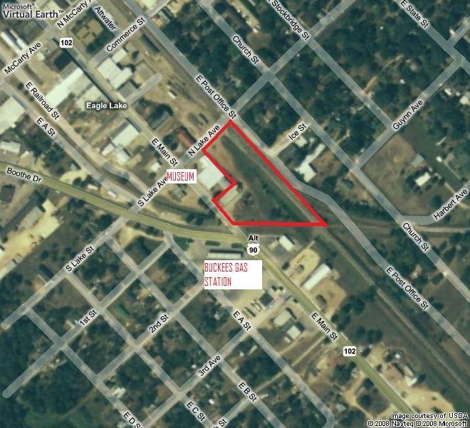 416 & 418 E Main Street Property Photo - Eagle Lake, TX real estate listing