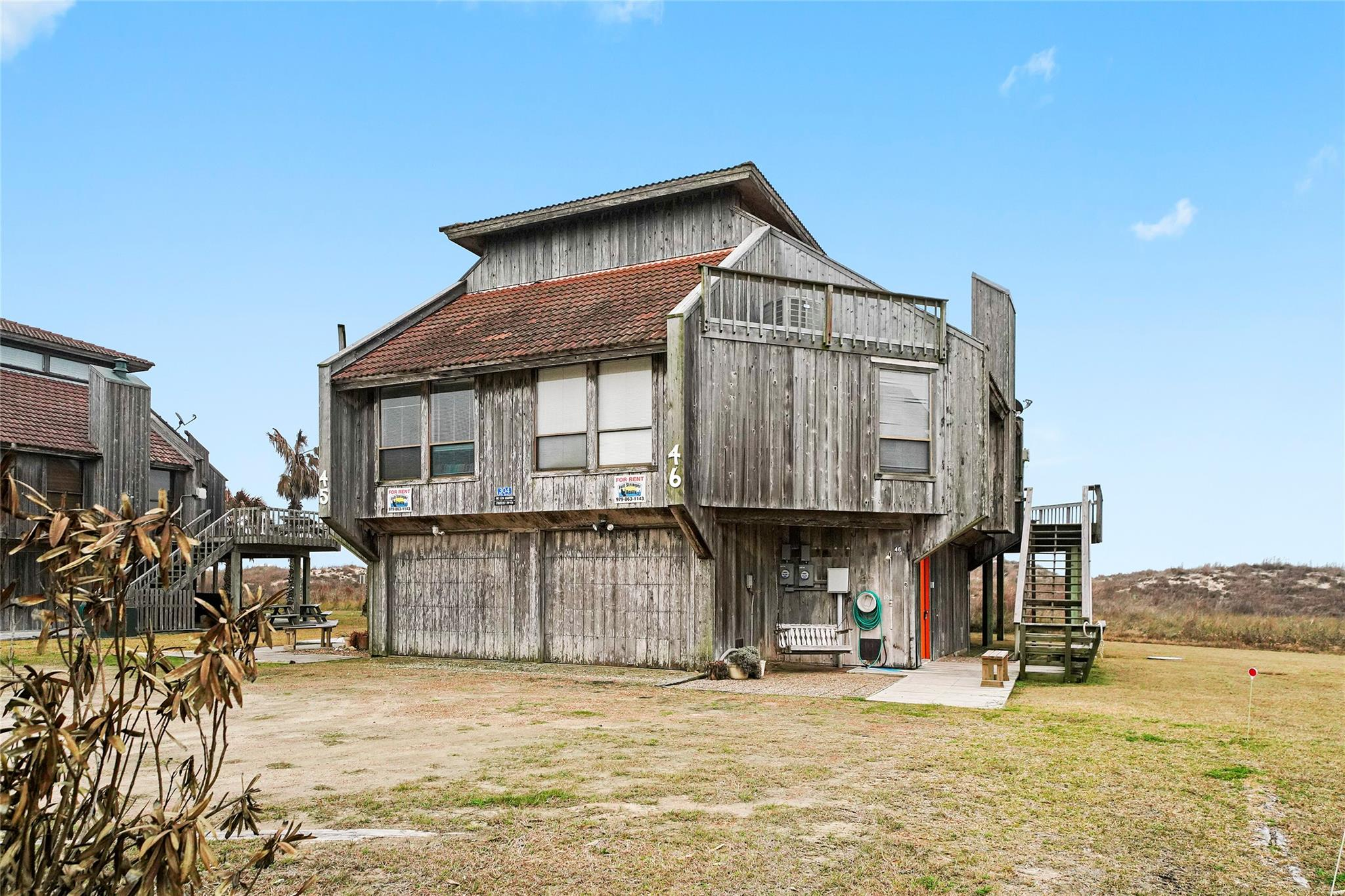 304 (46) Private Road 640 #46 Property Photo - Matagorda, TX real estate listing