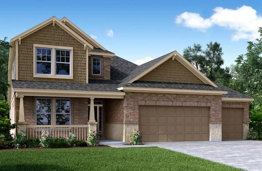 9222 Spanish Hills Drive Property Photo - Baytown, TX real estate listing
