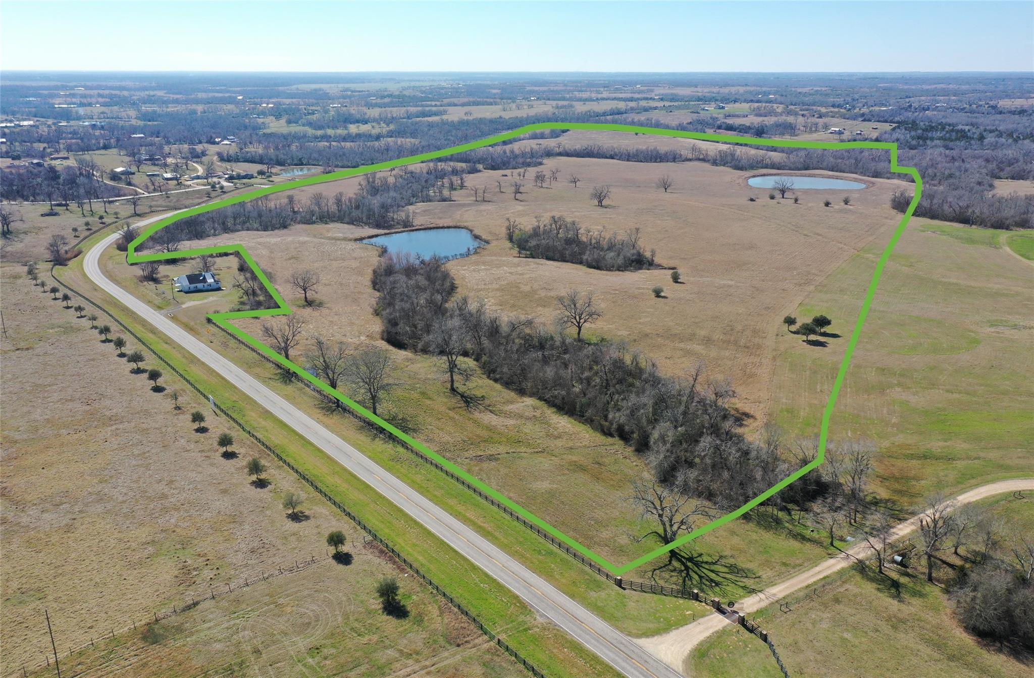000 FM 2726 Property Photo - Washington, TX real estate listing