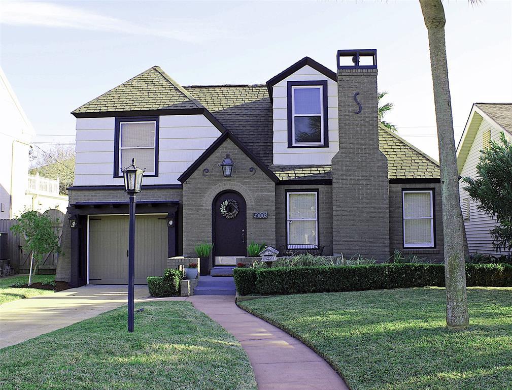 5003 Sherman Boulevard, Galveston, TX 77551 - Galveston, TX real estate listing