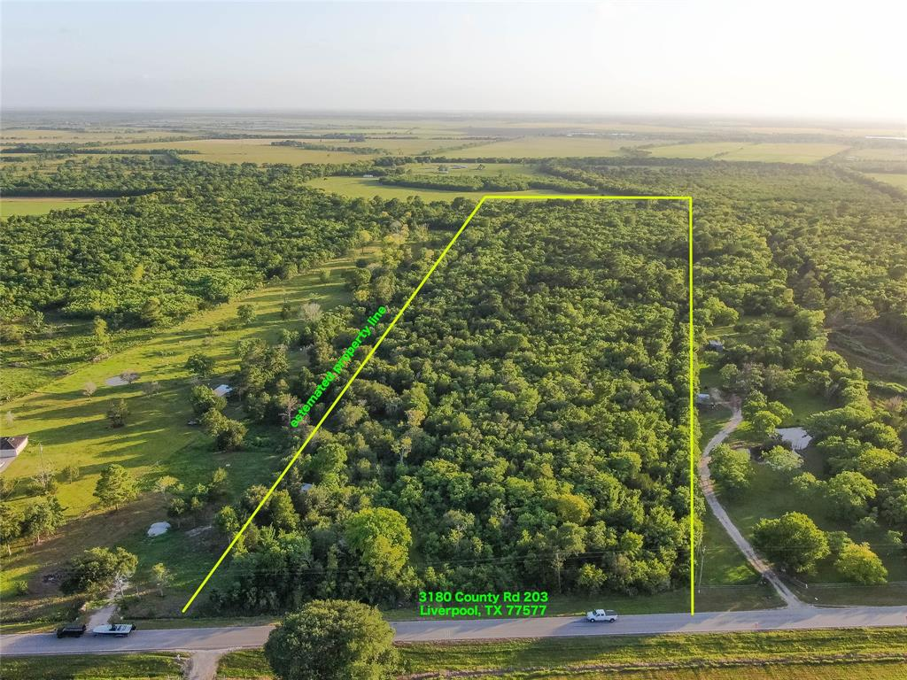 3180 County Road 203 Property Photo - Liverpool, TX real estate listing