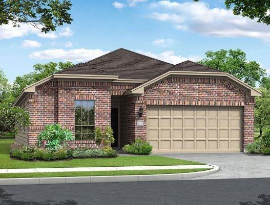 2723 Glenfield Manor Lane Property Photo - Houston, TX real estate listing