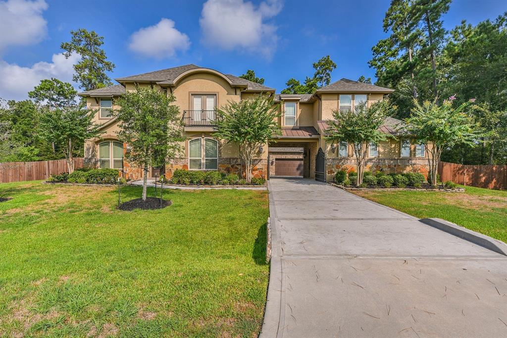 3407 Wooded Lane Property Photo - Conroe, TX real estate listing