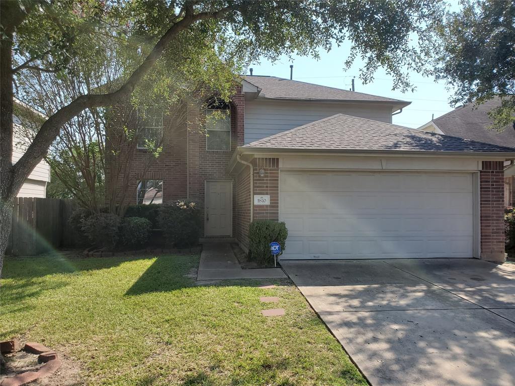 1810 Jervis Lane, Katy, TX 77449 - Katy, TX real estate listing