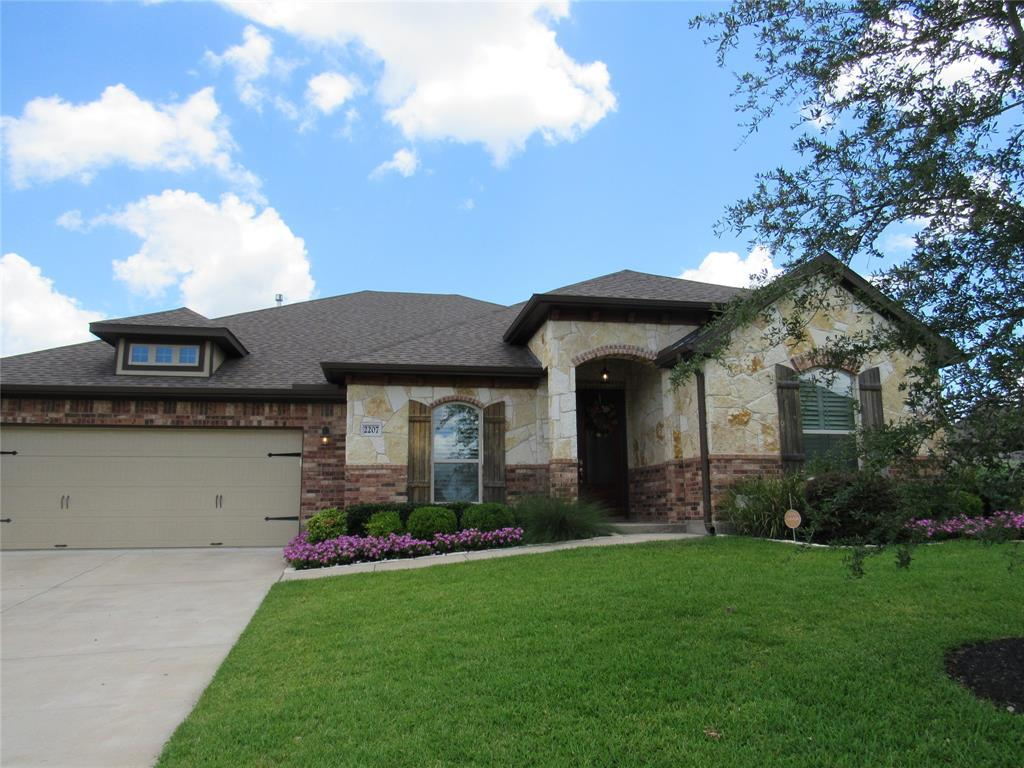 2207 Ralston Creek Court, Brenham, TX 77833 - Brenham, TX real estate listing