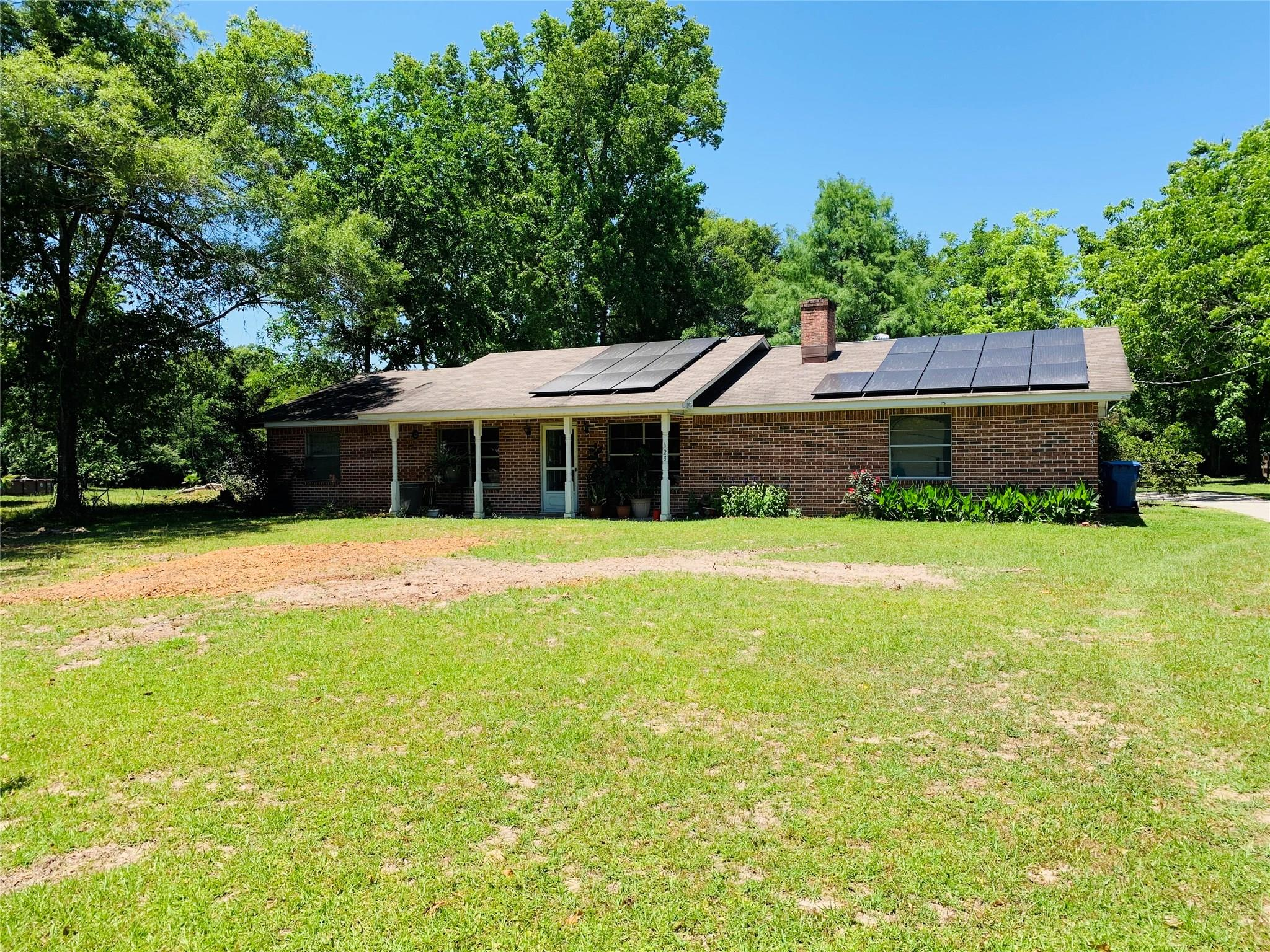 640 E Fm 1988 Property Photo - Goodrich, TX real estate listing