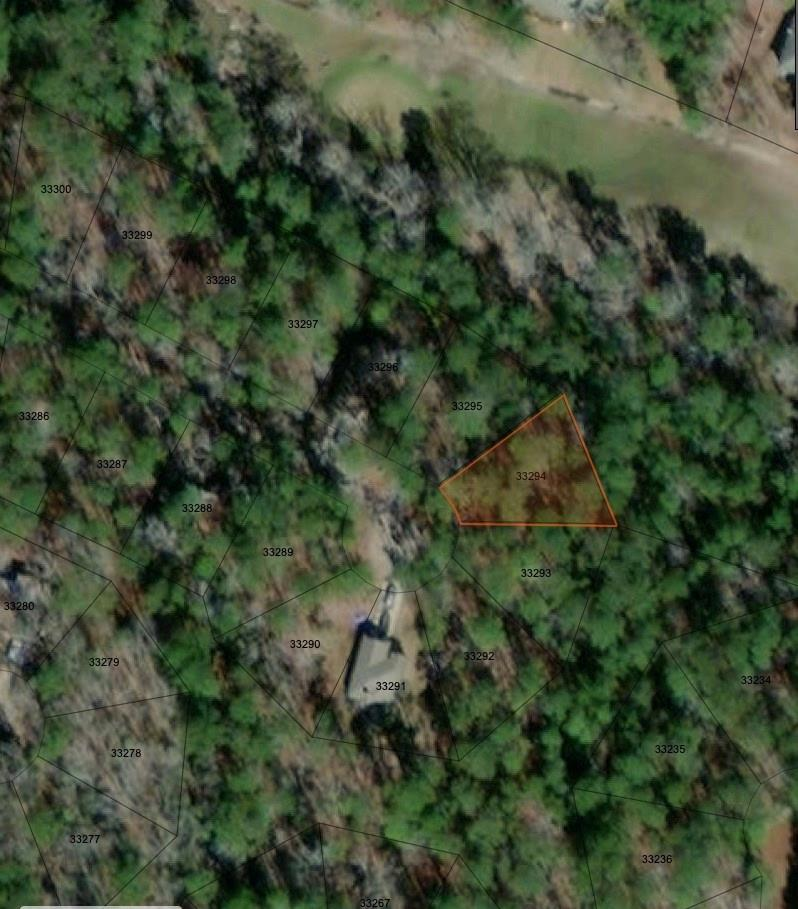 Lot 123 Bogey Lane Property Photo - Brookeland, TX real estate listing