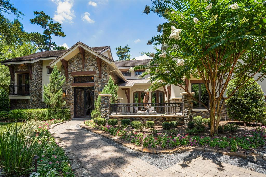 55 Silver Iris Way Property Photo - The Woodlands, TX real estate listing