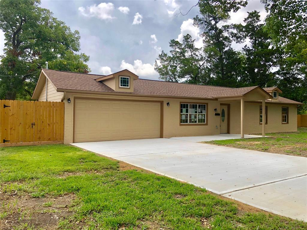 407 2nd Street, South Houston, TX 77587 - South Houston, TX real estate listing