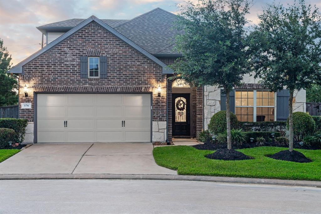 176 Castlegate Lane, Houston, TX 77065 - Houston, TX real estate listing