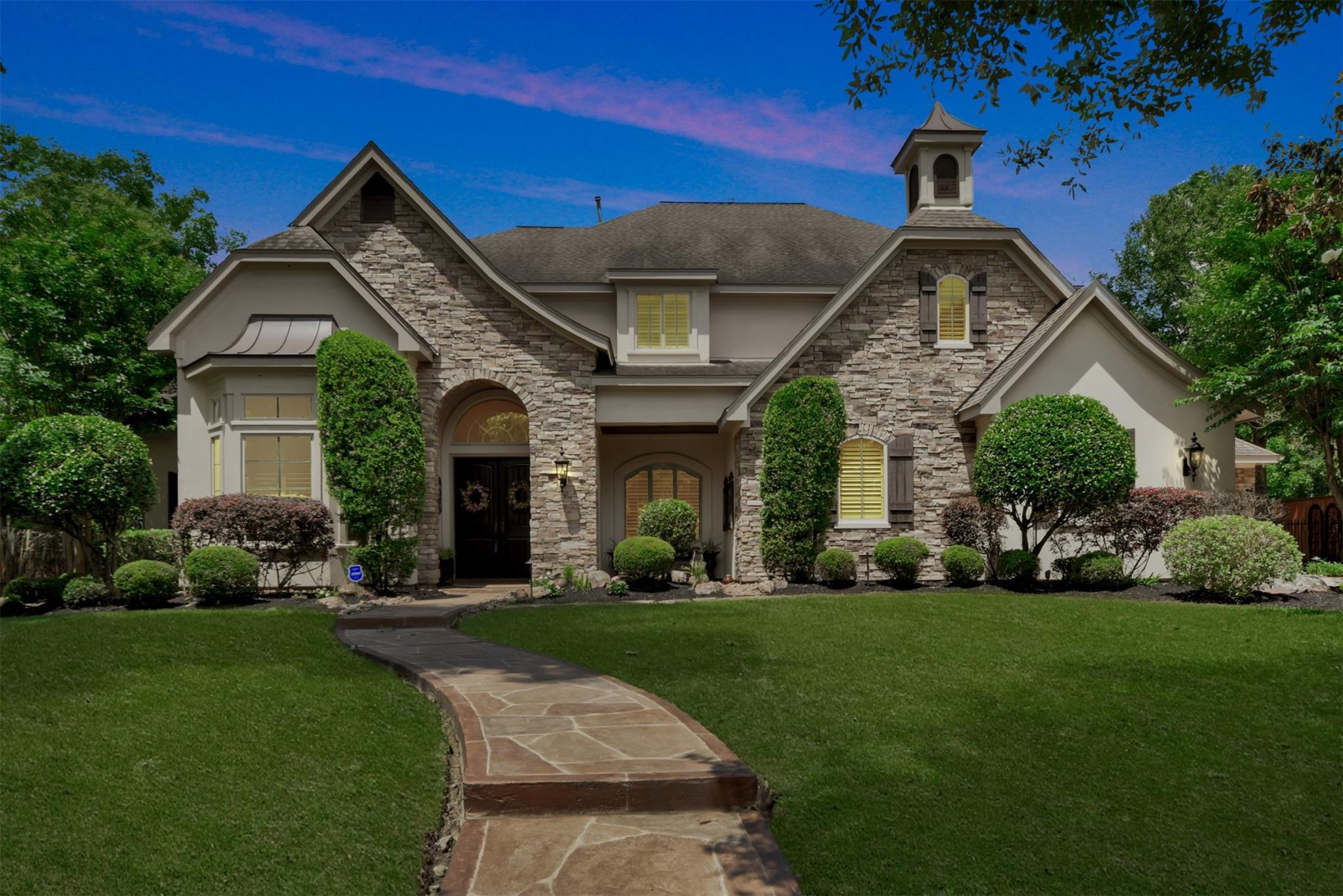 6010 S Royal Point Drive Property Photo - Kingwood, TX real estate listing