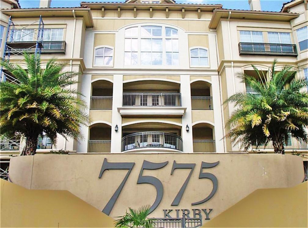 7575 Kirby Drive #3207, Houston, TX 77030 - Houston, TX real estate listing