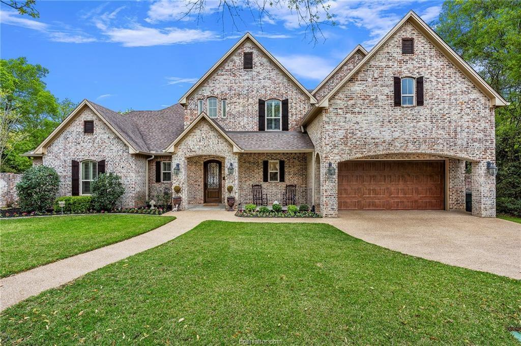 3321 Legacy Court Property Photo - Bryan, TX real estate listing