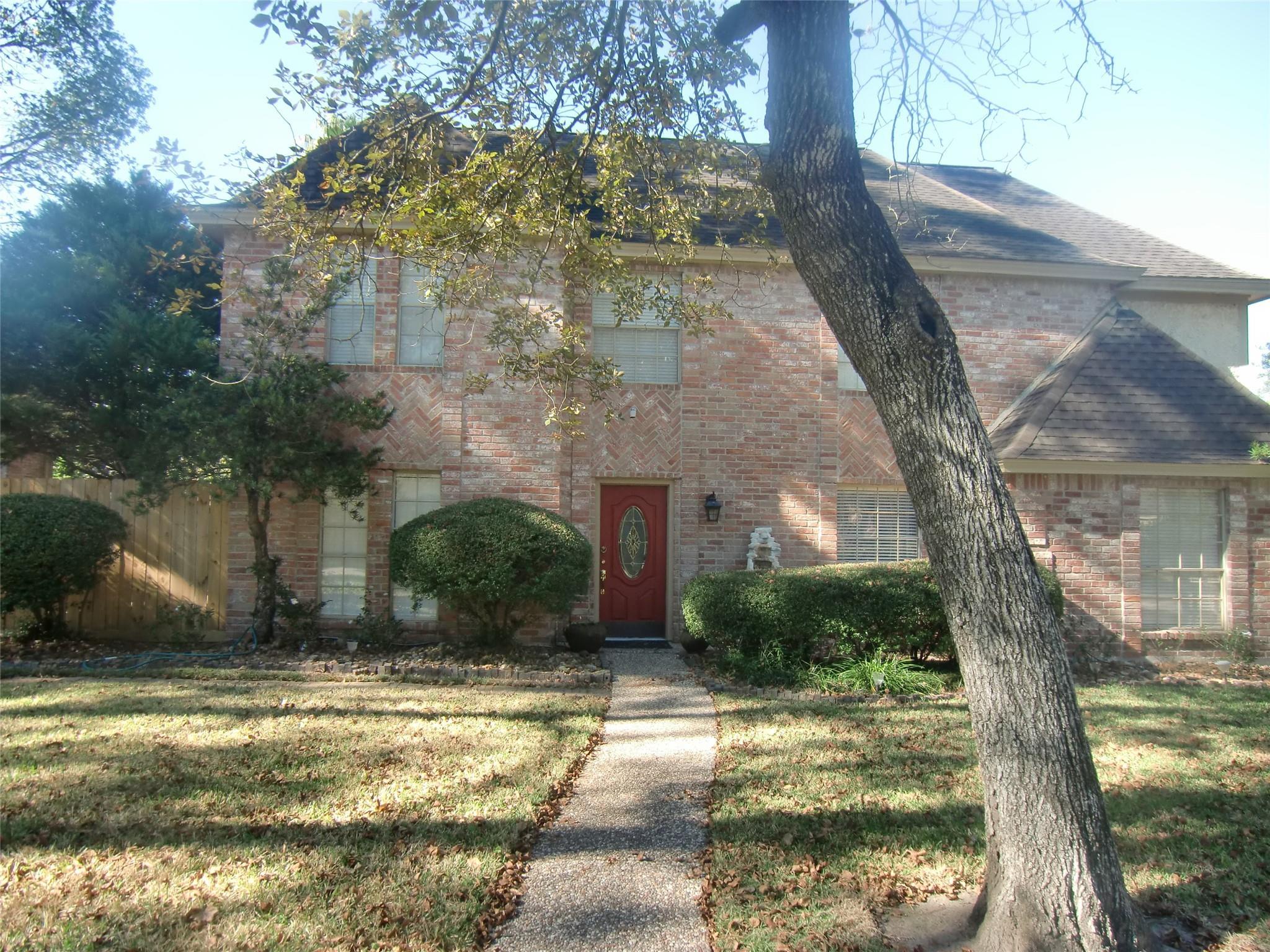 1826 Wagon Gap Trail Property Photo - Houston, TX real estate listing