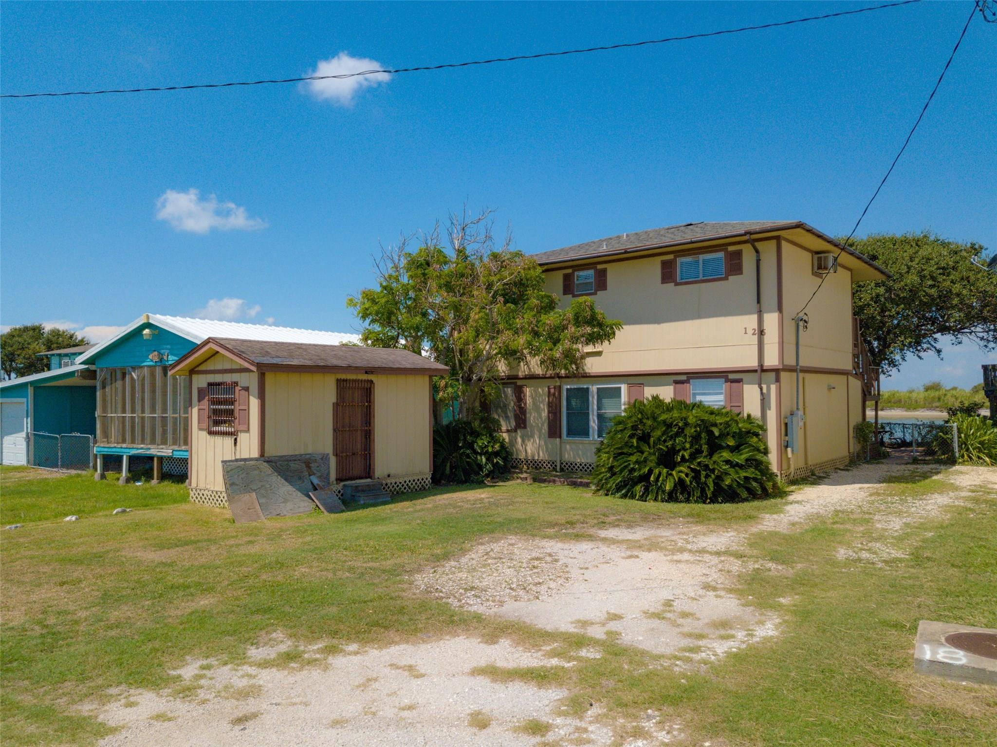 3804 Fm 2031 Property Photo - Matagorda, TX real estate listing