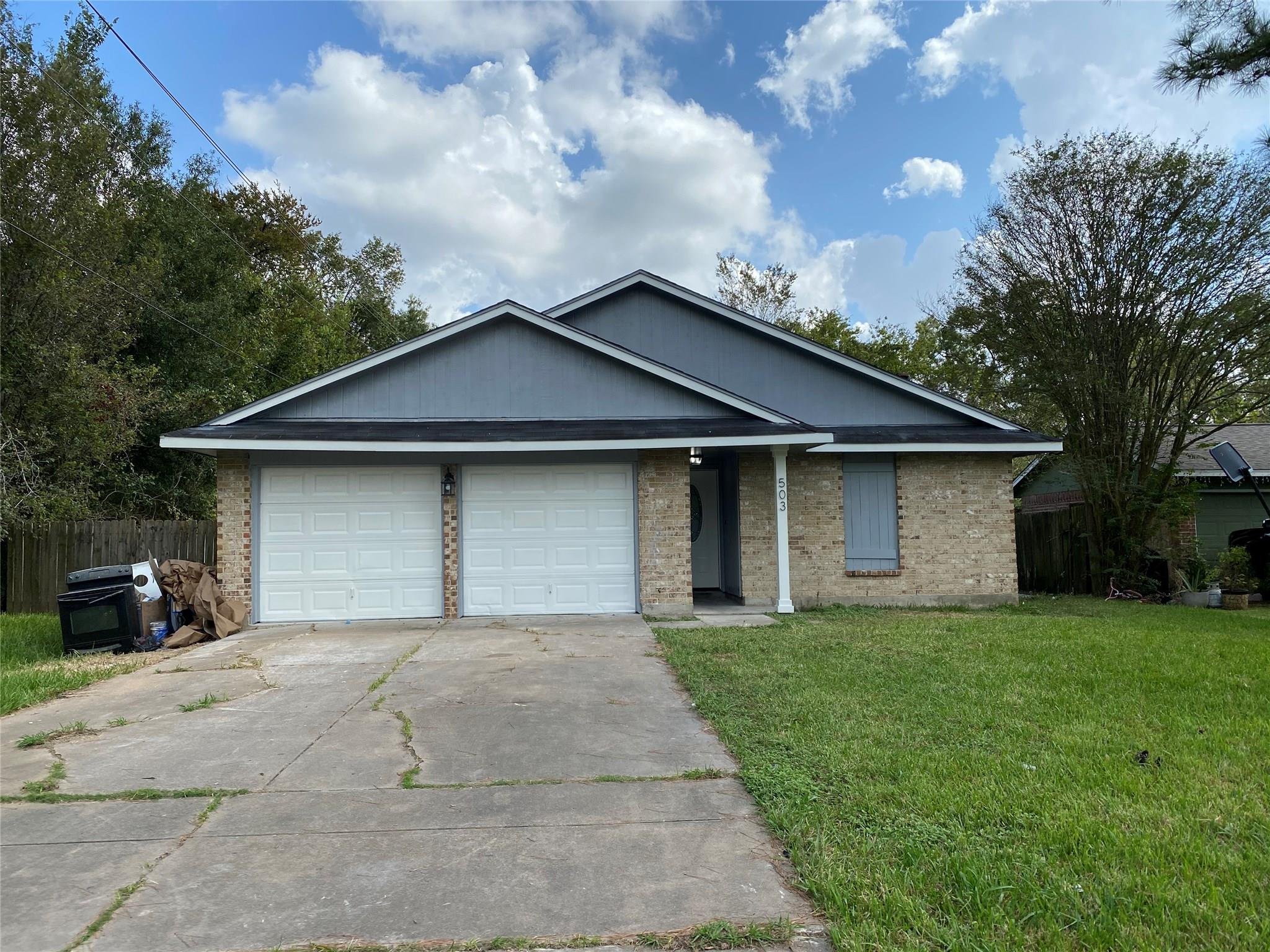 503 Wood Mist Drive Property Photo - Houston, TX real estate listing