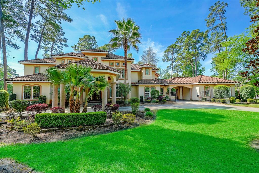 6 Majestic Falls Drive Property Photo - Kingwood, TX real estate listing
