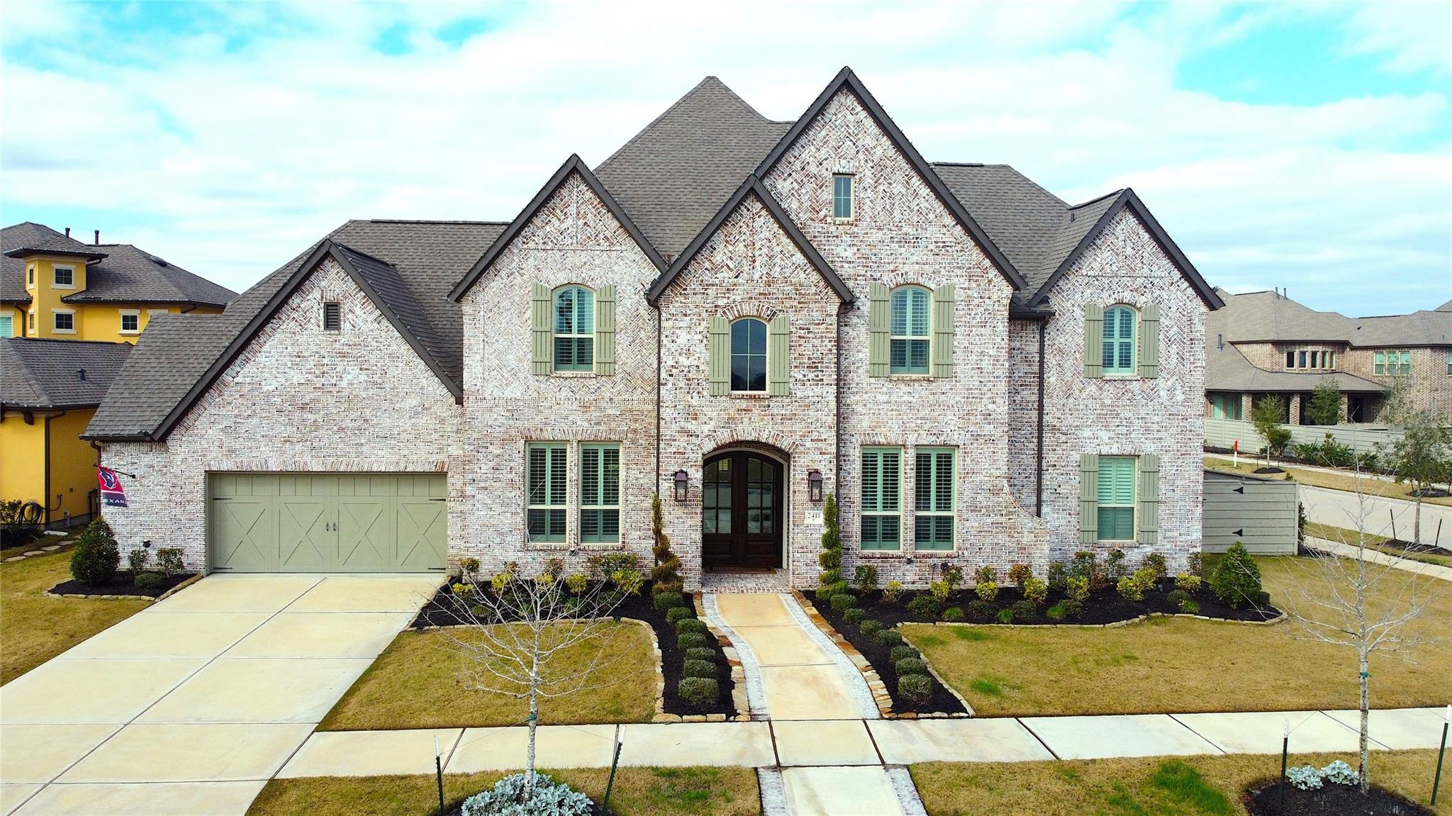 2411 Ponderosa Ridge Drive Property Photo - Manvel, TX real estate listing