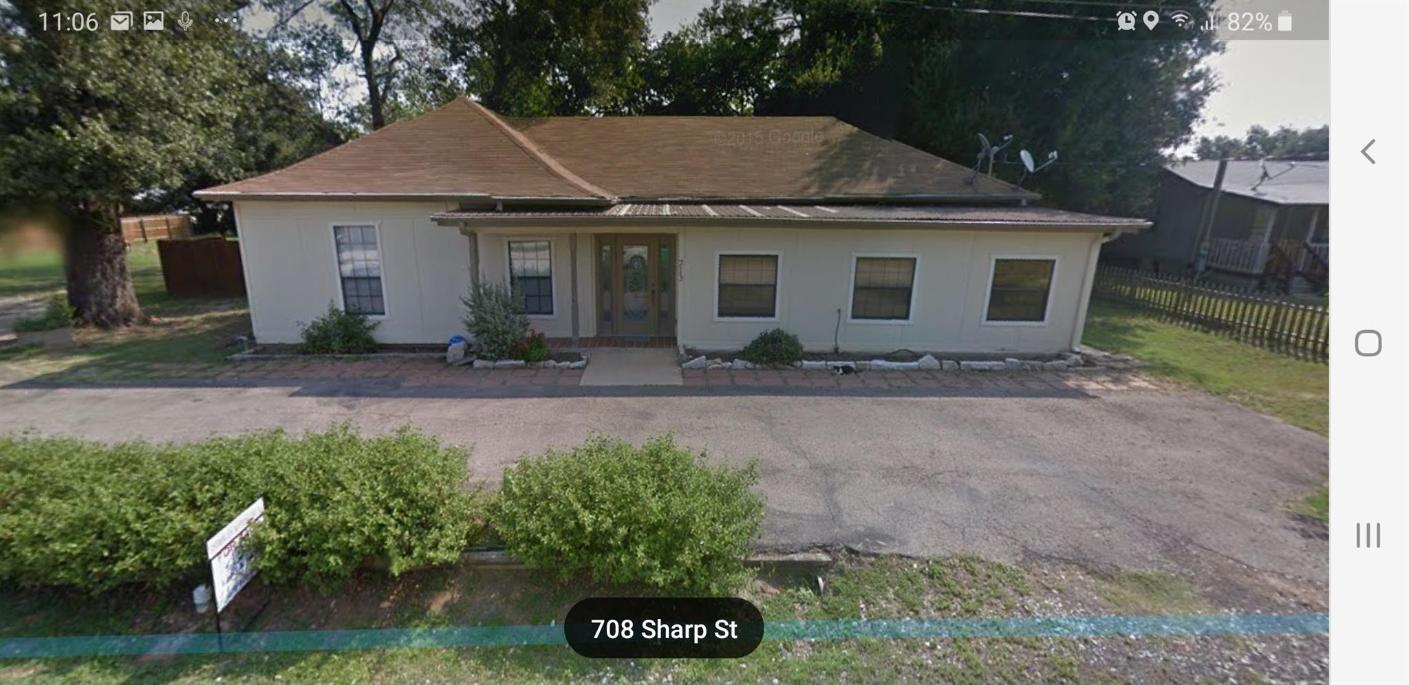 713 N Sharp Street Property Photo - Franklin, TX real estate listing