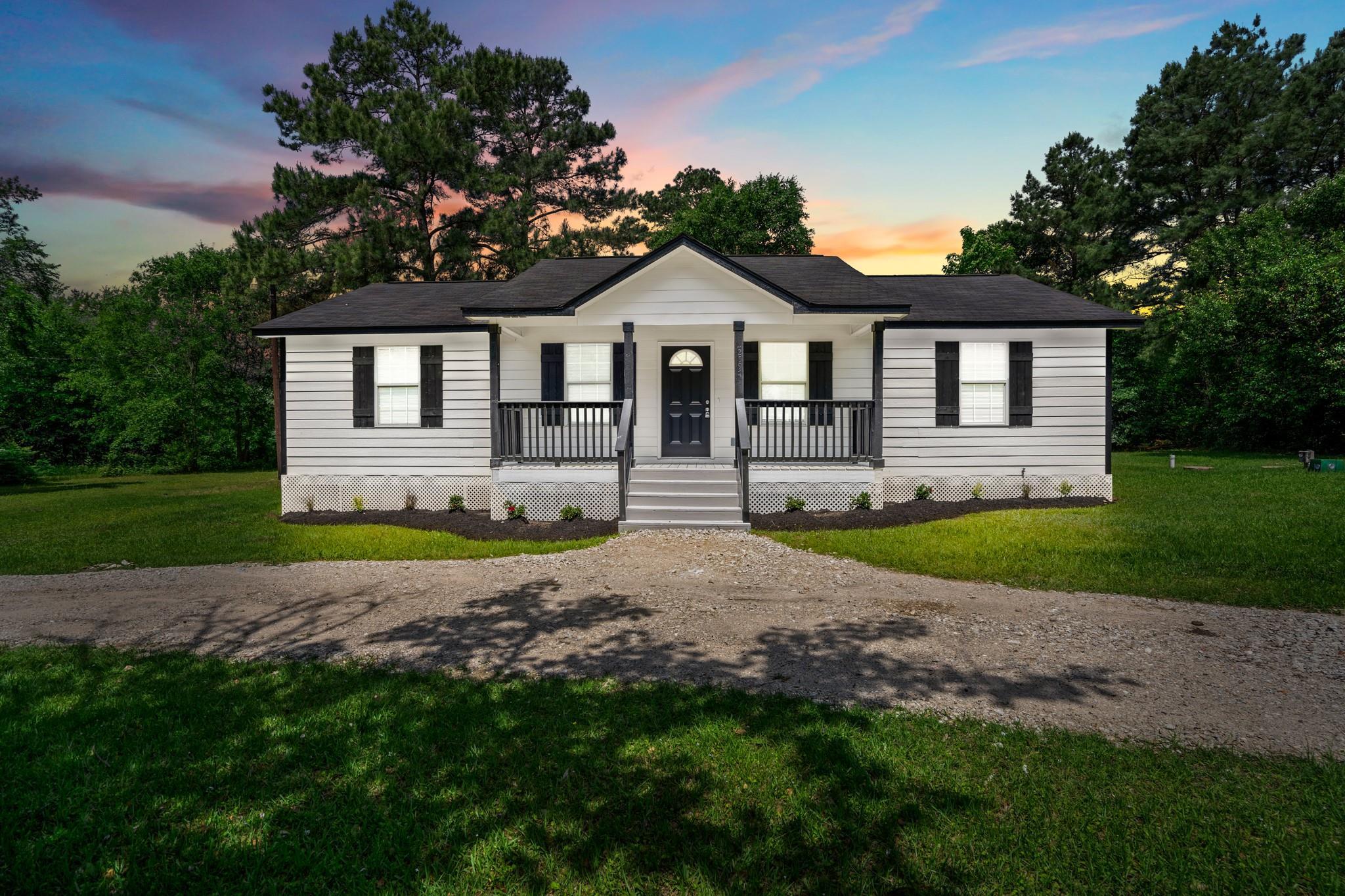 25973 Ella Brown Road Property Photo - Dobbin, TX real estate listing