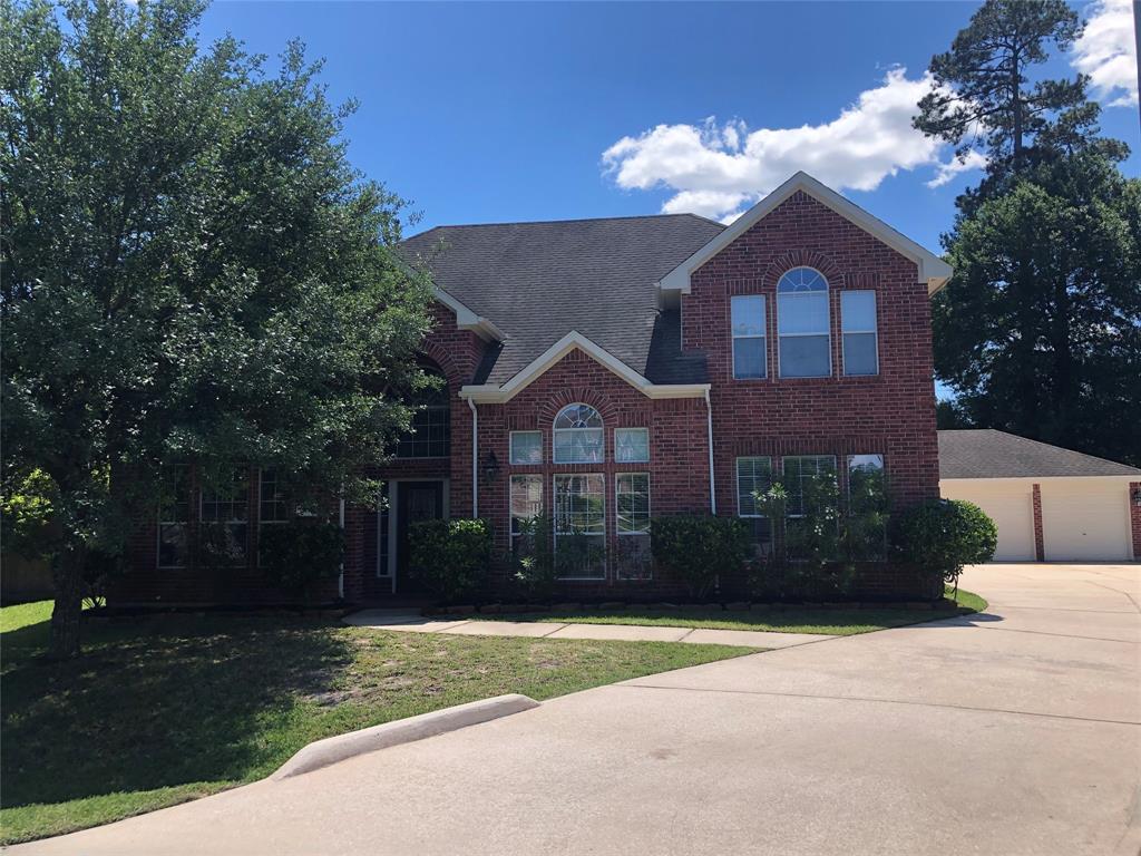 26503 S Jules Court Property Photo - Oak Ridge North, TX real estate listing