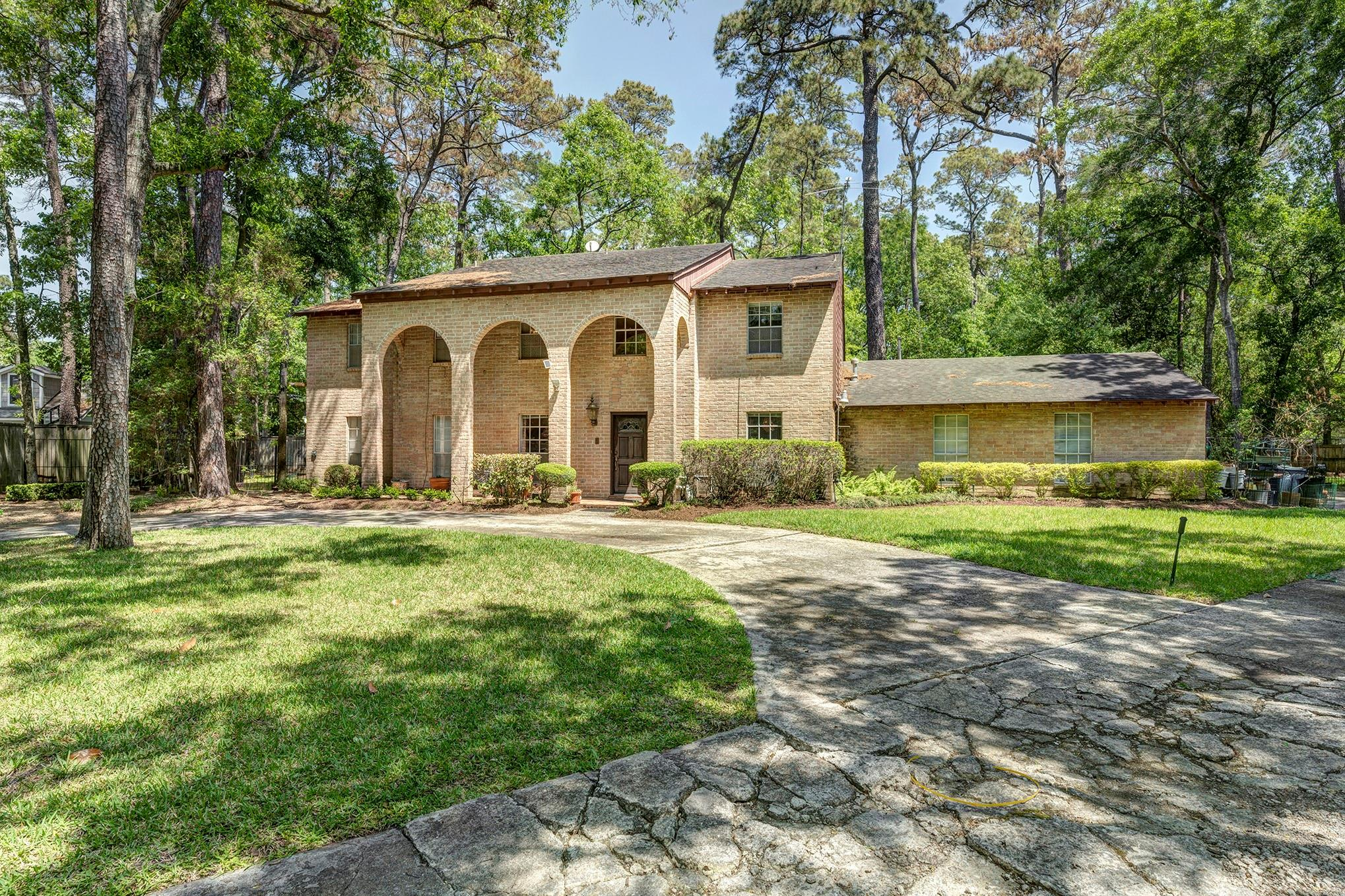 11902 Doncaster Road Property Photo - Bunker Hill Village, TX real estate listing