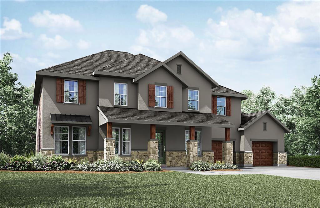 419 Mill Creek Property Photo - Pinehurst, TX real estate listing