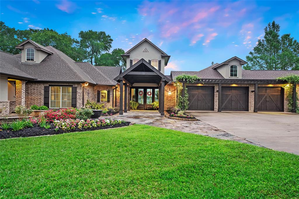 22150 Blue Goose Drive Property Photo - Montgomery, TX real estate listing
