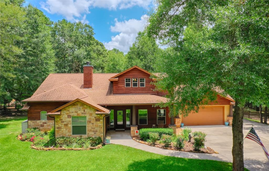 11415 Oak Springs Drive Property Photo - Willis, TX real estate listing
