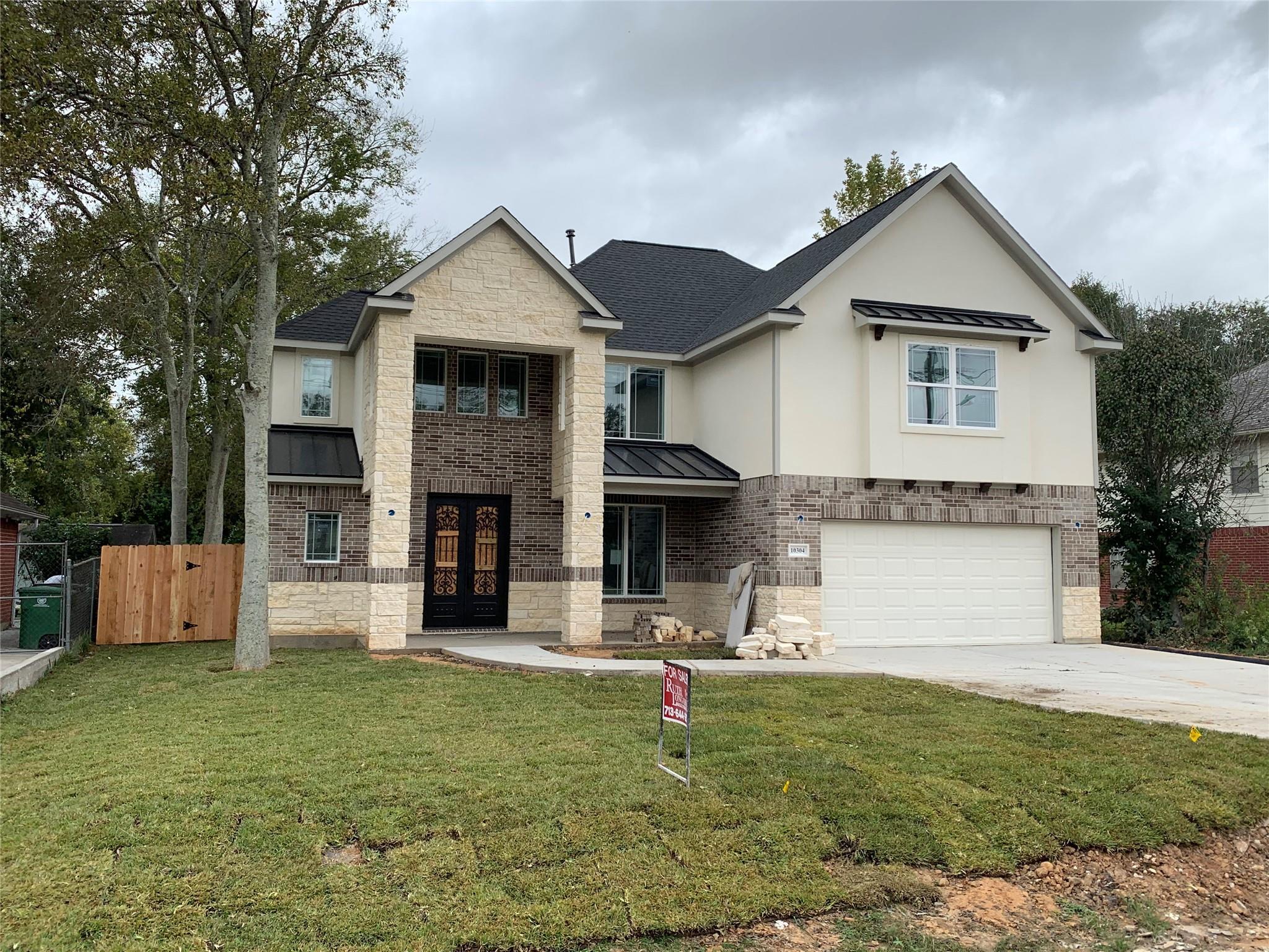 10304 Ballantine Street Street Property Photo - Houston, TX real estate listing