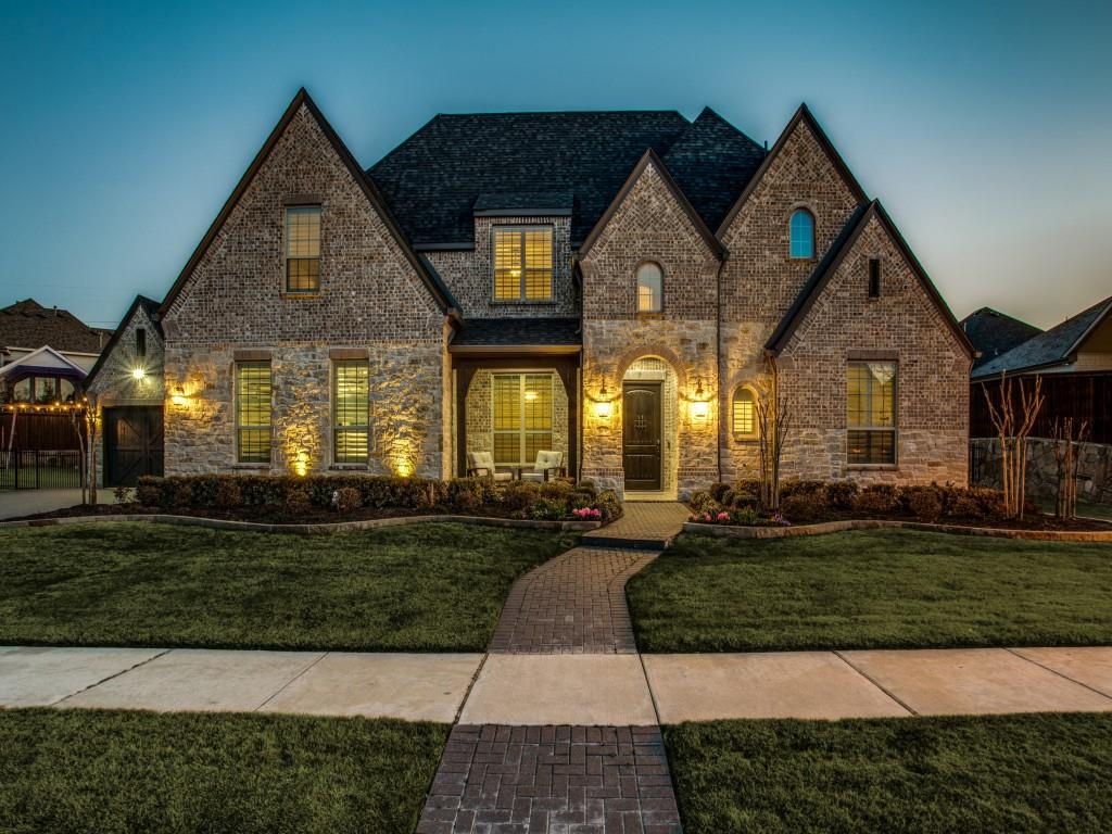 3470 Glacier Point Court Property Photo - Prosper, TX real estate listing