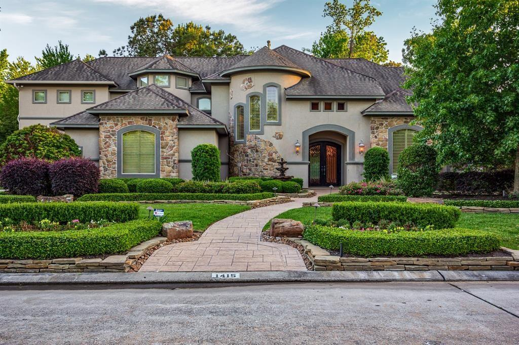 1415 Graystone Creek Court Property Photo - Kingwood, TX real estate listing