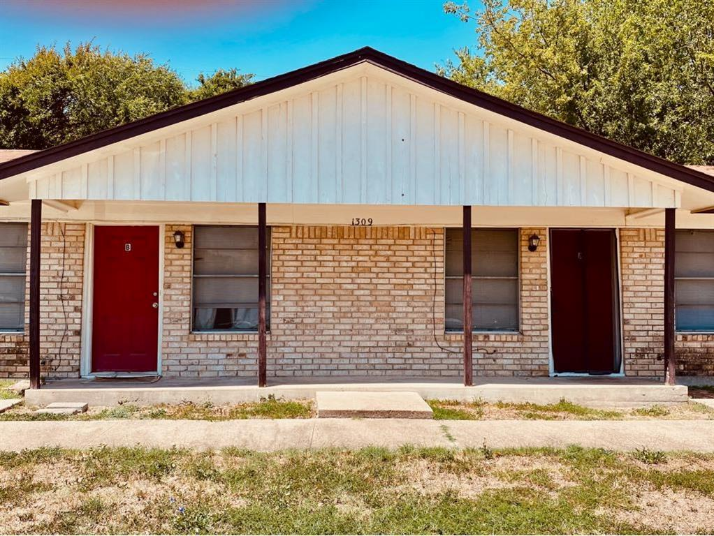 1309 Janis Drive Property Photo - Killeen, TX real estate listing