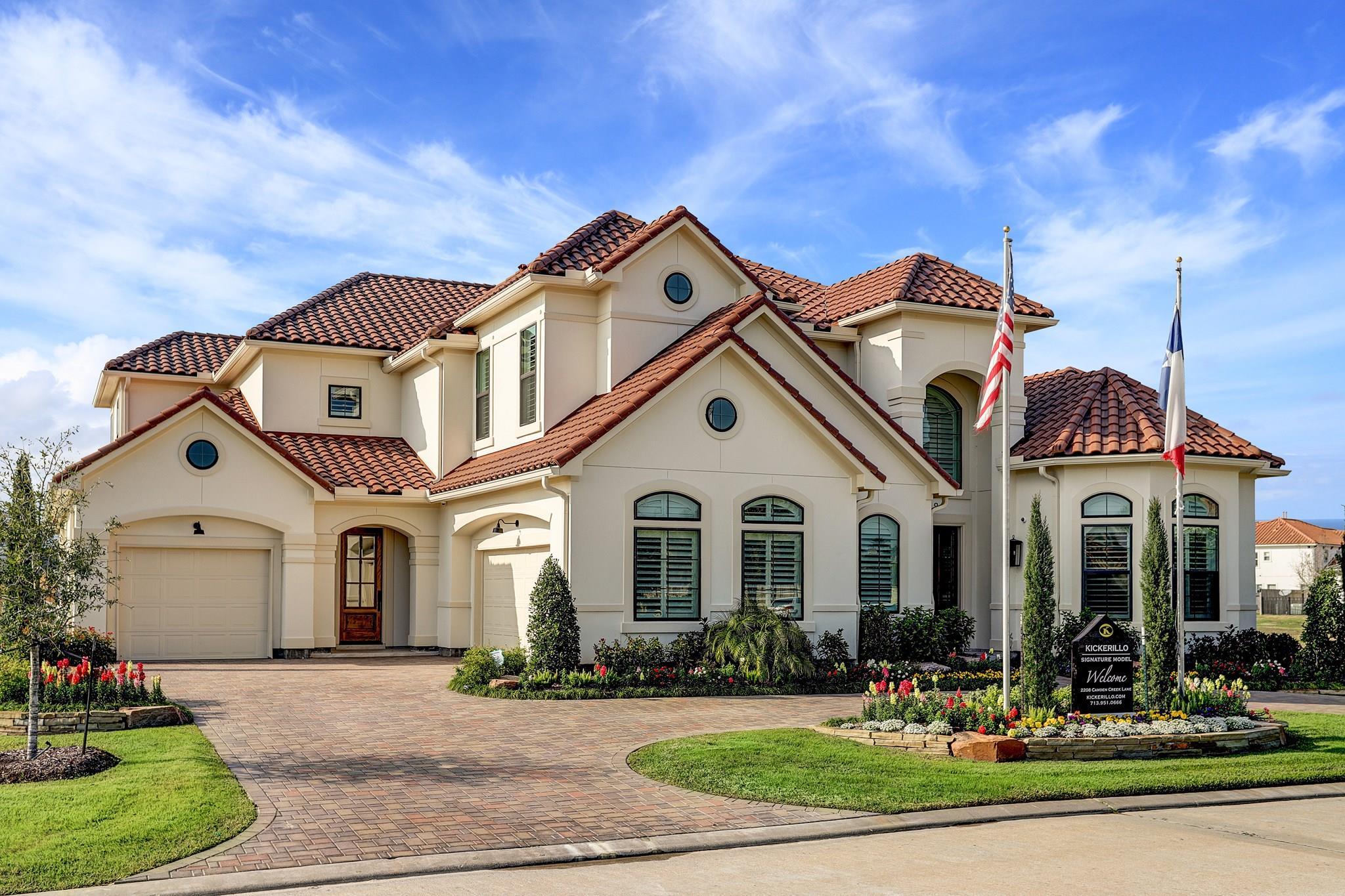 2208 Camden Creek Lane Property Photo - Houston, TX real estate listing