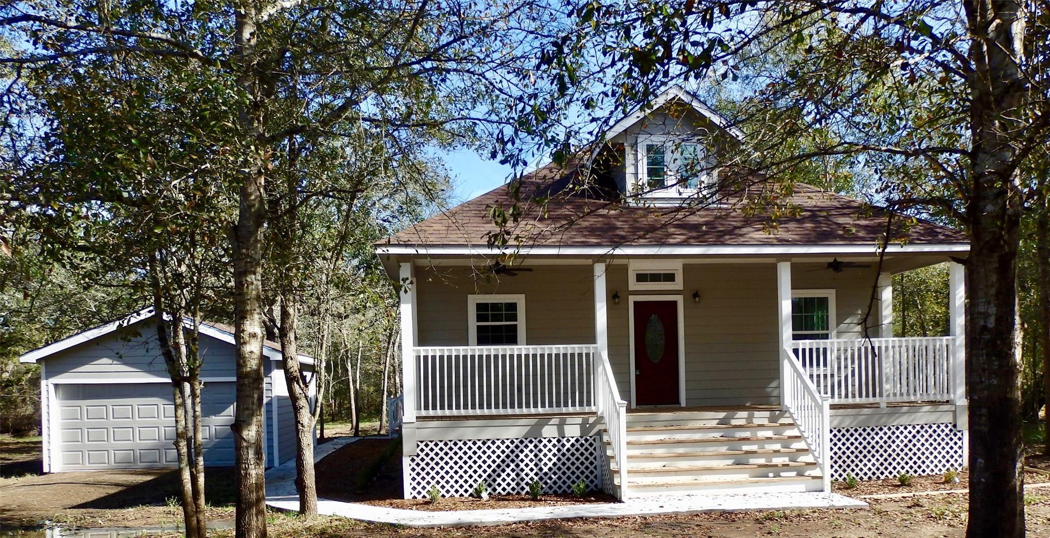 20525 Forest Road Property Photo - Damon, TX real estate listing