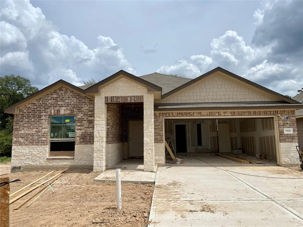 1908 Cartwright Street Property Photo - Bryan, TX real estate listing