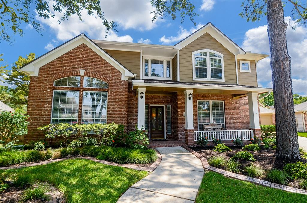 8207 Cross Springs Court Property Photo - Houston, TX real estate listing
