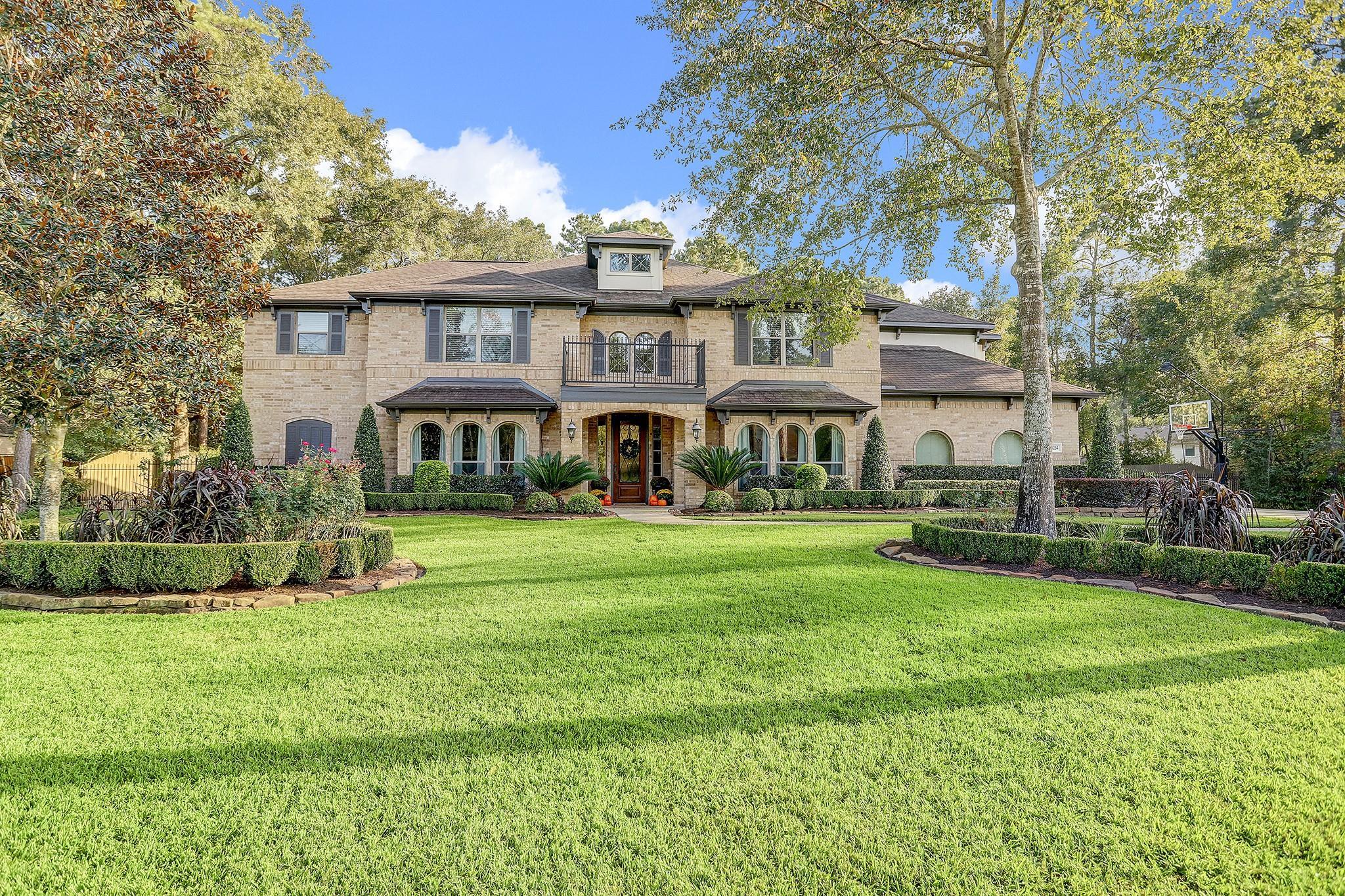 13284 Glade Meadow Lane Property Photo - Conroe, TX real estate listing
