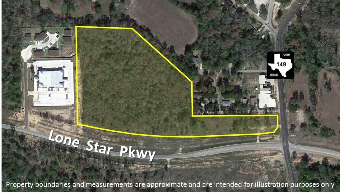 13AC Lone Star Parkway Property Photo - Montgomery, TX real estate listing