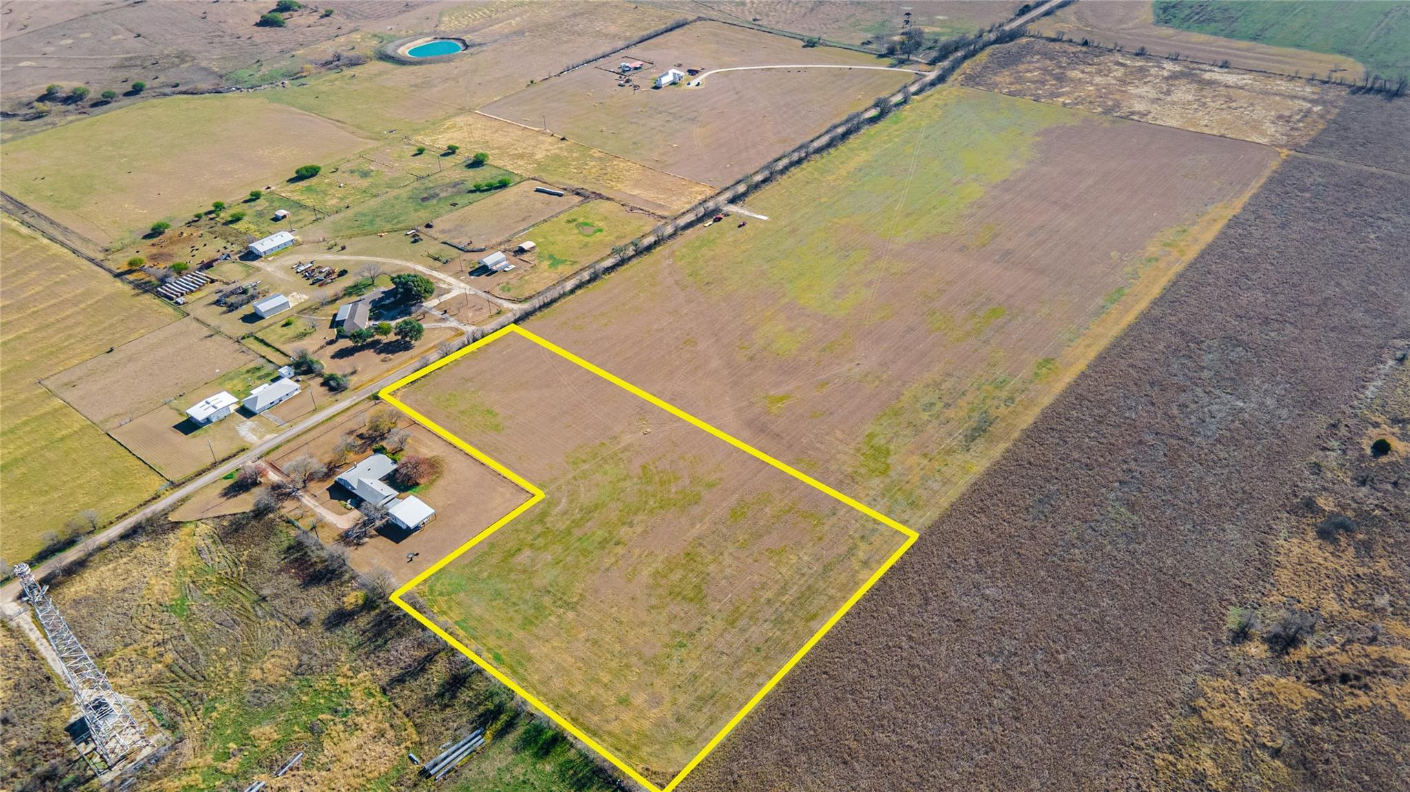 TBD County Rd 436 Property Photo - Eddy, TX real estate listing
