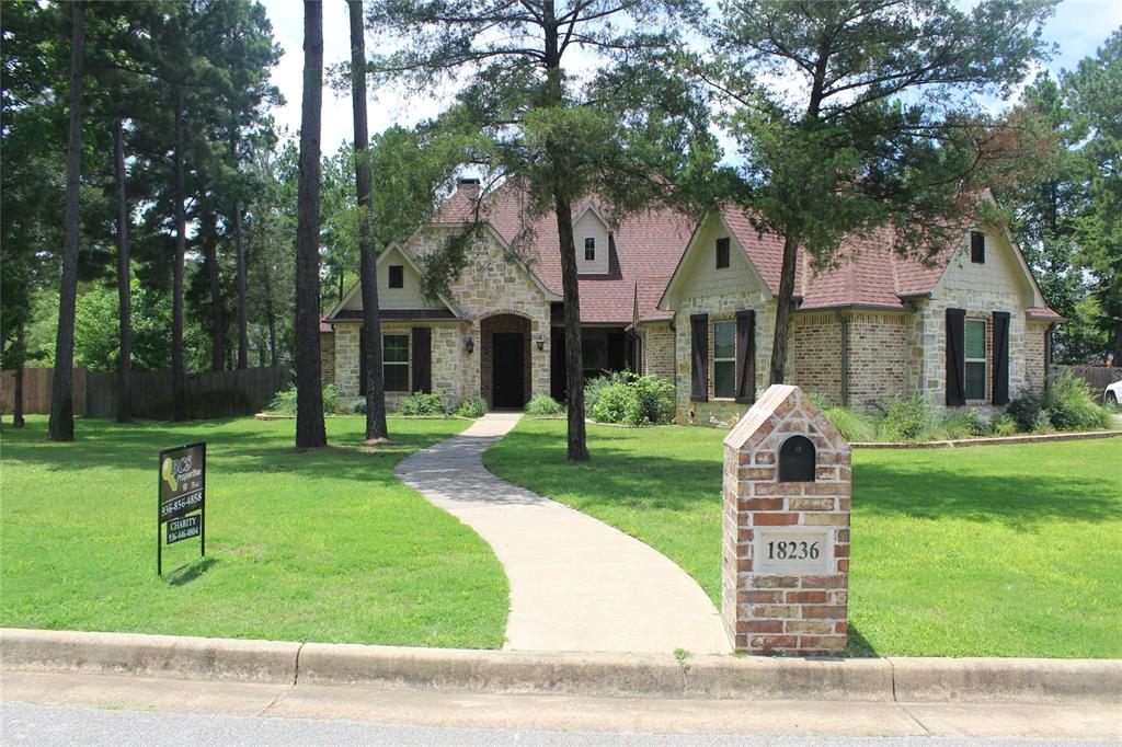 18236 Spruce Hill Drive Property Photo - Flint, TX real estate listing