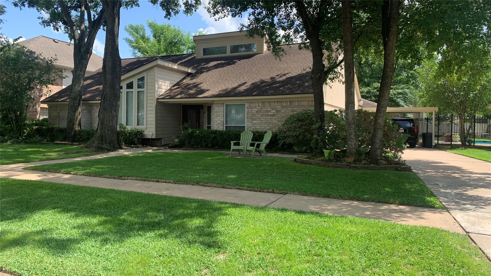 16417 De Lozier Street Property Photo - Jersey Village, TX real estate listing