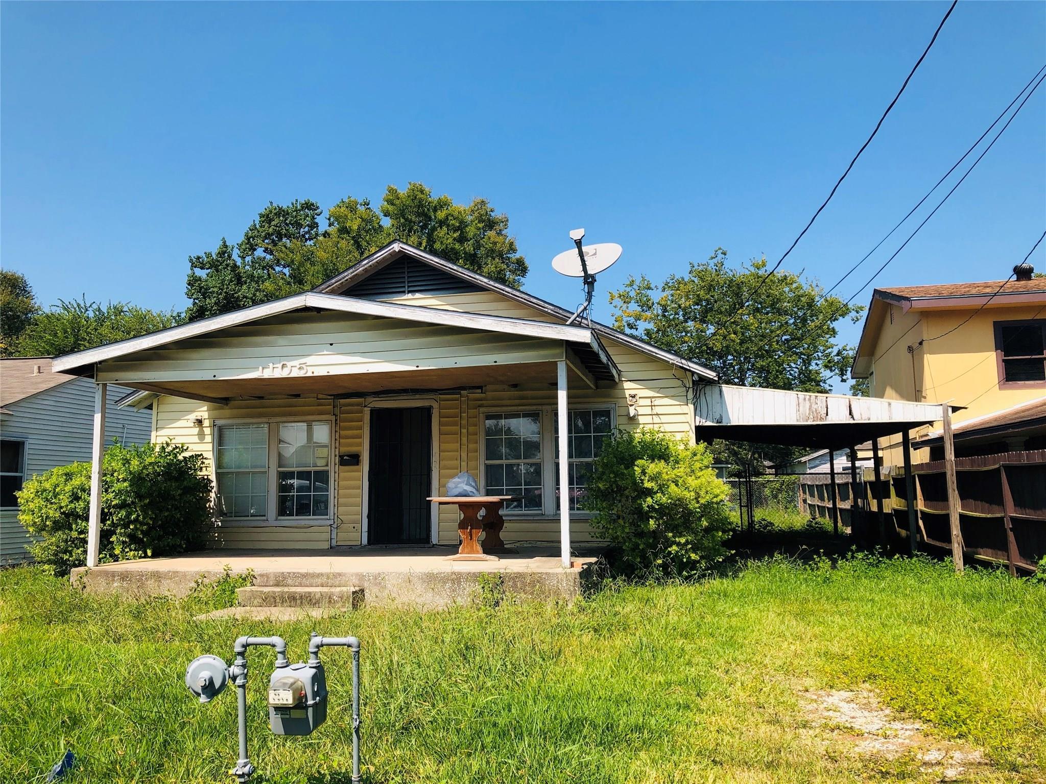 1105 7th Street Property Photo - Galena Park, TX real estate listing